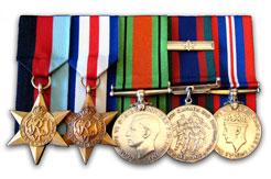 Veteran WWII Medal